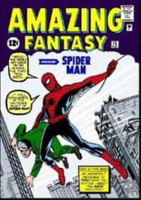 Cover Thumbnail for Amazing Spider-Man Omnibus (Marvel, 2007 series) #1 [Jack Kirby]