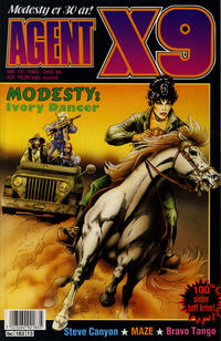 Cover Thumbnail for Agent X9 (Semic, 1976 series) #13/1993