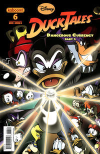Cover Thumbnail for DuckTales (Boom! Studios, 2011 series) #6 [Cover B]