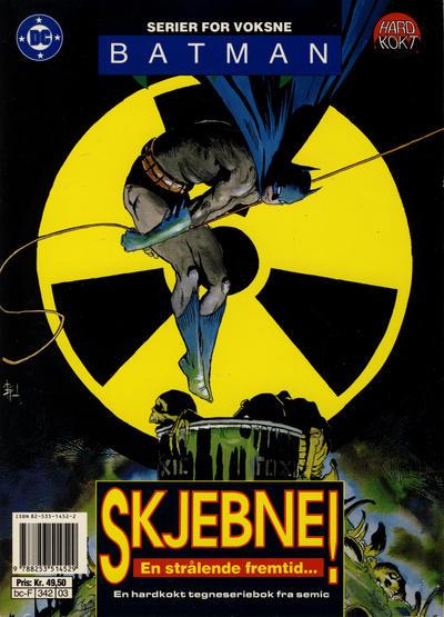 Cover for Batman - Nattens Ridder (Semic, 1992 series) #[3] - Blind tro!