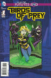 Cover Thumbnail for Birds of Prey: Futures End (2014 series) #1 [Standard Cover]