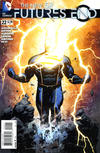 Cover for The New 52: Futures End (DC, 2014 series) #22