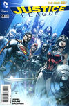 Cover for Justice League (DC, 2011 series) #34