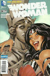 Cover for Wonder Woman (DC, 2011 series) #34 [Selfie Cover]