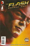 Cover for The Flash: Season Zero (DC, 2014 series) #1
