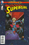 Cover Thumbnail for Supergirl: Futures End (2014 series) #1 [Standard Cover]