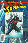 Cover Thumbnail for Superman: Futures End (2014 series) #1 [Standard Cover]