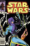 Cover for Star Wars (Marvel, 1977 series) #96 [Newsstand]