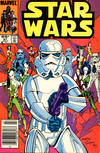 Cover Thumbnail for Star Wars (1977 series) #97 [Newsstand]
