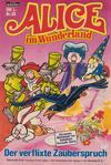 Cover for Alice im Wunderland (Bastei Verlag, 1984 series) #38