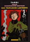 Cover for Adeles ungewöhnliche Abenteuer (Edition Moderne, 1989 series) #10 - Das teuflische Labyrinth