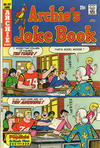 Cover for Archie's Joke Book Magazine (Archie, 1953 series) #197