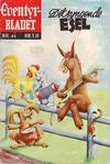 Cover for Junior Eventyrbladet [Eventyrbladet] (Illustrerte Klassikere / Williams Forlag, 1957 series) #44 - Det syngende eselet