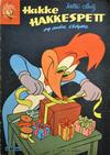 Cover for Hakke Hakkespett og andre skøyere (Serieforlaget / Se-Bladene / Stabenfeldt, 1959 series) #7/1960