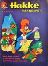 Cover for Hakke Hakkespett (Serieforlaget / Se-Bladene / Stabenfeldt, 1963 series) #3/1964