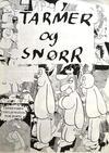 Cover for Tarmer og snørr (Nasse Nøffs Forlag, 1989 series) #1