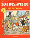 Cover for Suske en Wiske (Standaard Uitgeverij, 1967 series) #245 - De 7 schaken [Herdruk 2003]