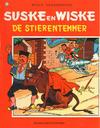 Cover for Suske en Wiske (Standaard Uitgeverij, 1967 series) #132 - De stierentemmer