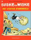 Cover for Suske en Wiske (Standaard Uitgeverij, 1967 series) #174 - Het statige standbeeld [Eerste druk]