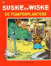 Cover for Suske en Wiske (Standaard Uitgeverij, 1967 series) #176 - De pompenplanters