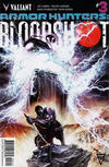 Cover Thumbnail for Armor Hunters: Bloodshot (2014 series) #3 [Cover A - Philip Tan]