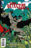 Cover Thumbnail for Detective Comics (2011 series) #27 [Chris Burnham Cover]