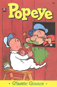 Cover Thumbnail for Classic Popeye (IDW, 2012 series) #27