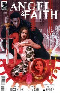 Cover Thumbnail for Angel & Faith Season 10 (Dark Horse, 2014 series) #7 [Scott Fischer Cover]