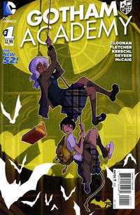 Cover Thumbnail for Gotham Academy (DC, 2014 series) #1