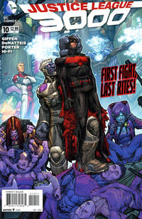 Cover Thumbnail for Justice League 3000 (DC, 2014 series) #10
