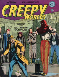 Cover Thumbnail for Creepy Worlds (Alan Class, 1962 series) #10