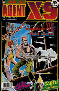Cover Thumbnail for Agent X9 (Semic, 1976 series) #14/1994