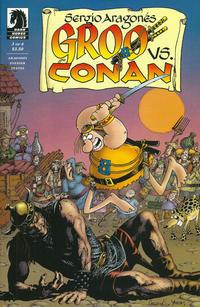 Cover Thumbnail for Groo vs. Conan (Dark Horse, 2014 series) #3