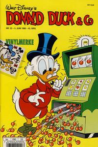 Cover Thumbnail for Donald Duck & Co (Hjemmet / Egmont, 1948 series) #23/1990