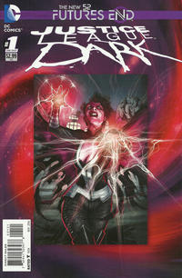 Cover Thumbnail for Justice League Dark: Futures End (DC, 2014 series) #1 [Standard Cover]