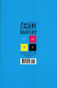 Cover Thumbnail for Vertigo Quarterly CMYK (DC, 2014 series) #1