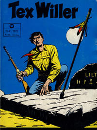 Cover Thumbnail for Tex Willer (Semic, 1977 series) #2/1977