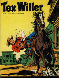 Cover Thumbnail for Tex Willer (Semic, 1977 series) #6/1977