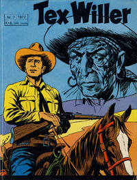 Cover Thumbnail for Tex Willer (Semic, 1977 series) #7/1977