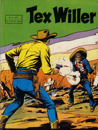 Cover for Tex Willer (Semic, 1977 series) #8/1977