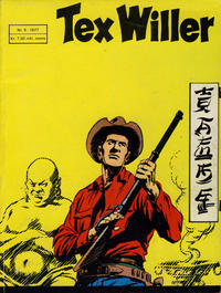Cover Thumbnail for Tex Willer (Semic, 1977 series) #9/1977