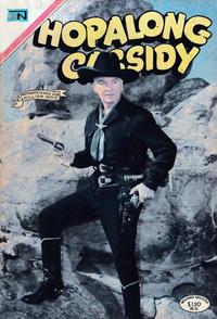 Cover Thumbnail for Hopalong Cassidy (Editorial Novaro, 1952 series) #189