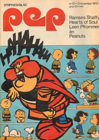 Cover Thumbnail for Pep (Geïllustreerde Pers, 1962 series) #50/1970