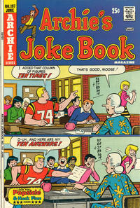 Cover Thumbnail for Archie's Joke Book Magazine (Archie, 1953 series) #197