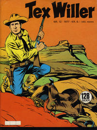 Cover Thumbnail for Tex Willer (Semic, 1977 series) #12/1977
