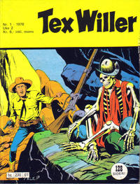 Cover Thumbnail for Tex Willer (Semic, 1977 series) #1/1978