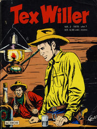 Cover Thumbnail for Tex Willer (Semic, 1977 series) #2/1978
