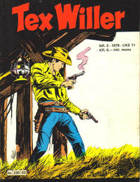 Cover Thumbnail for Tex Willer (Semic, 1977 series) #3/1978