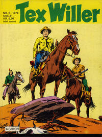Cover Thumbnail for Tex Willer (Semic, 1977 series) #5/1978
