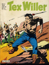 Cover Thumbnail for Tex Willer (Semic, 1977 series) #6/1978
